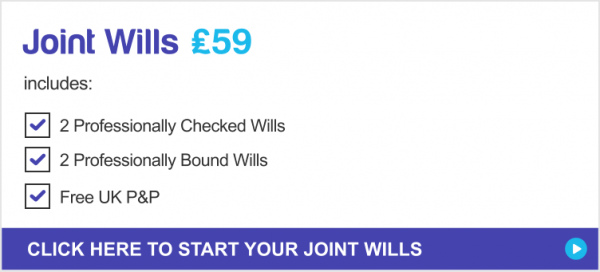 Joint Wills Banner