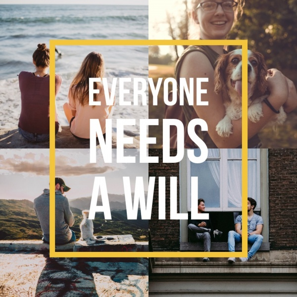 You Need a Will
